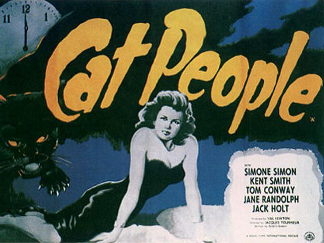 Cat People<br />1945 wallpaper