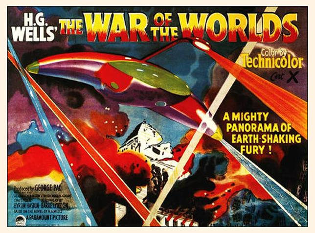 The War of the Worlds<br />1954 wallpaper