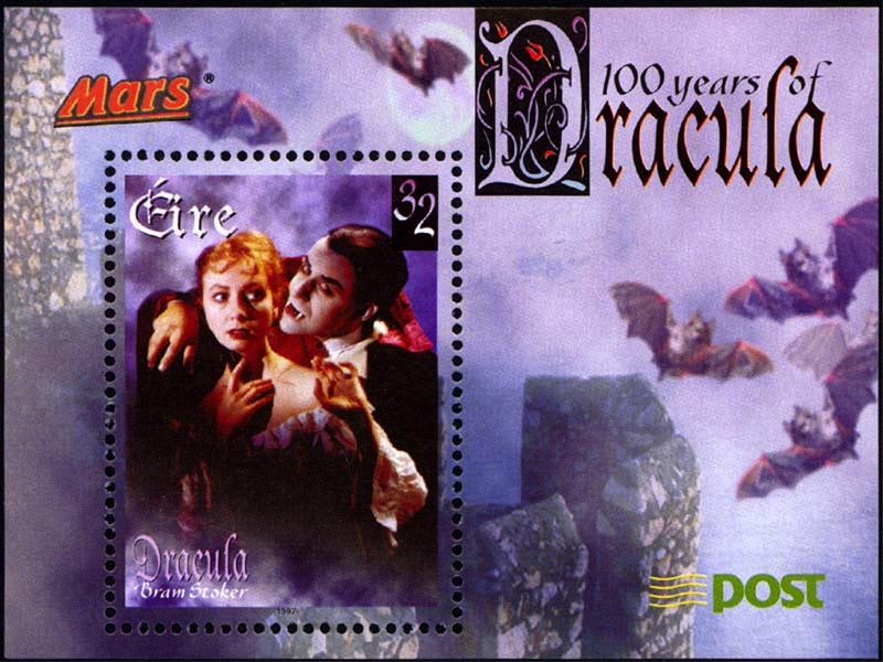 dracula wallpaper. Dracula Stamp wallpaper