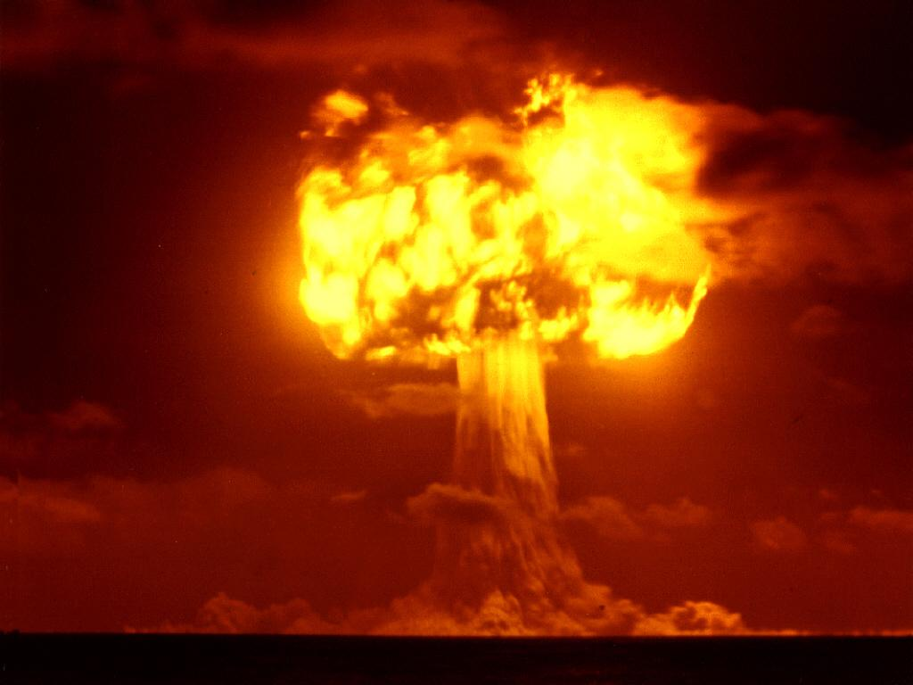 Atomic Blast wallpaper