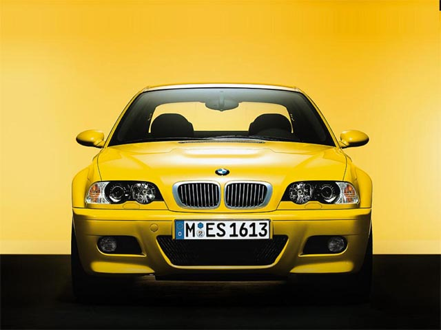 BMW M3 from Front wallpaper