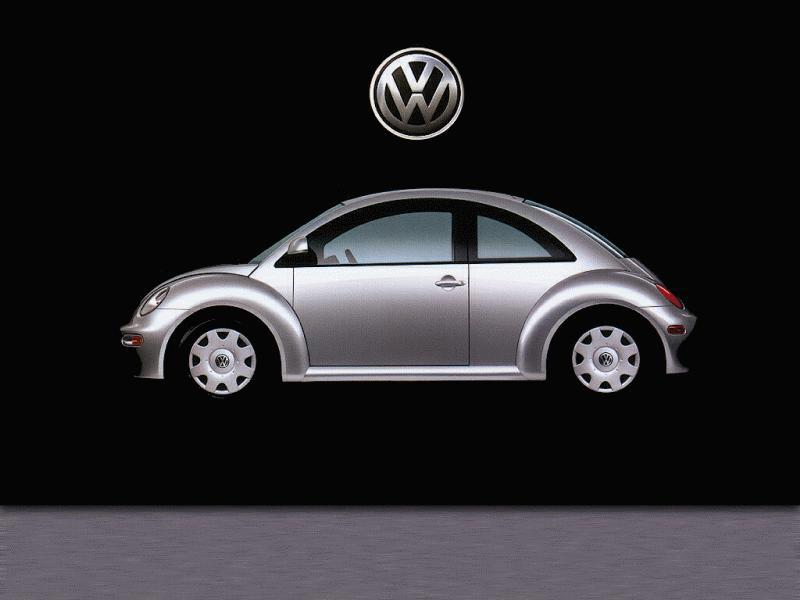 VW Beetle wallpaper