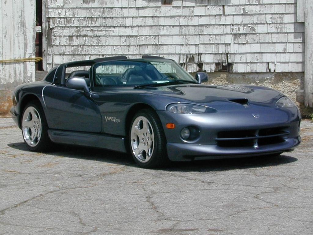 2000 Dodge Viper RT/10 wallpaper
