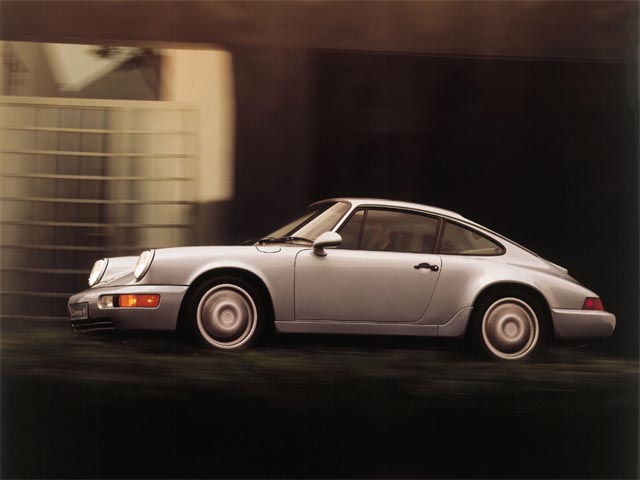 Porche 964 wallpaper
