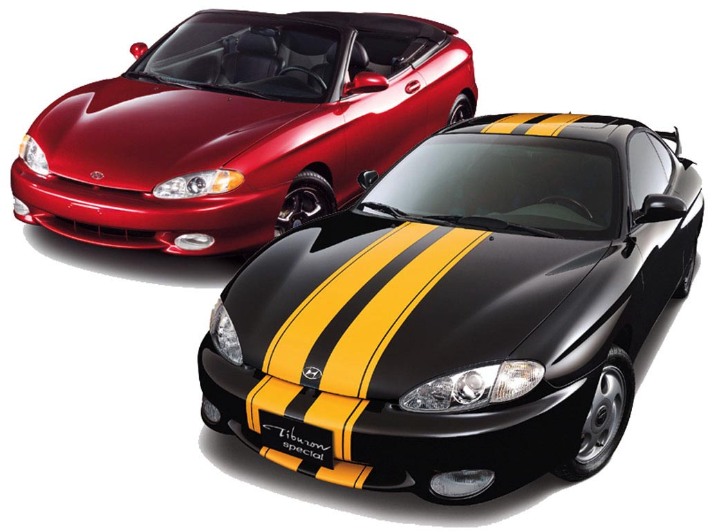 Honda Tiburon wallpaper