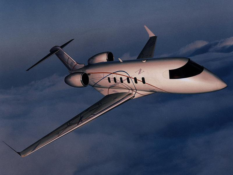 Bombardier Continental Business Jet wallpaper