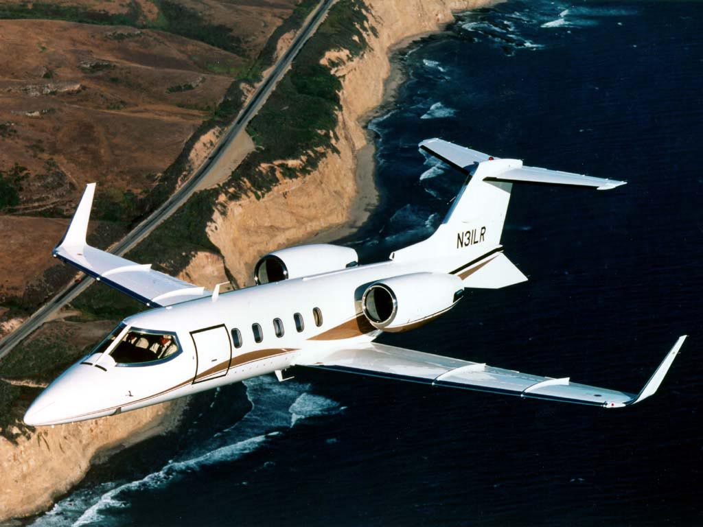 Learjet 31A wallpaper
