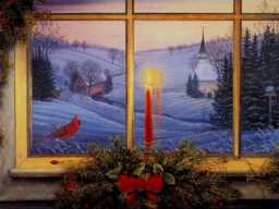 Christmas Window
